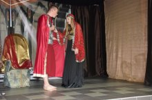 Kolejny teatralny występ wŻdżarach