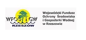 Wojewódzki Fundusz Ochrony Środowiska iGospodarki Wodnej wRzeszowie